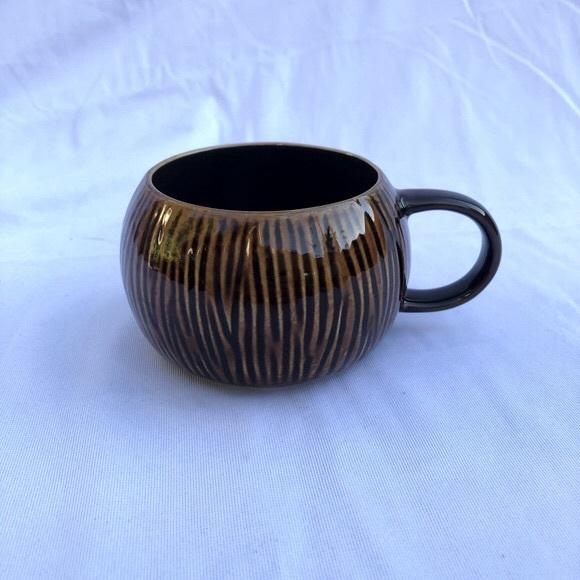 Starbucks coconut mug